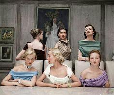 Photo by Nina Leen, Vogue, 1949