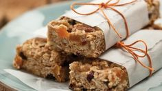 Pecan Granola Bars Recipe