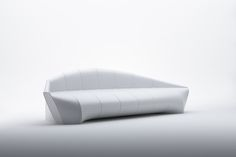 Zeppelin Sofa, 2014 Aleksandr Mukomelov, Elena Mukomelov www.mukomelov.com via designboom.com  for #form