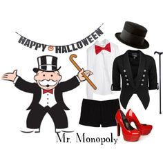 Birthday Party - Monopoly Theme on Pinterest   Monopoly, Game ...