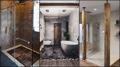 Interieur inspiratie voor mannen: Stoere badkamers. - B4men B4men maakt het leven van een man mooier! - B4men.nl #interieur #interieurinspiratie #interieurmannen #mannen #men #badkamer