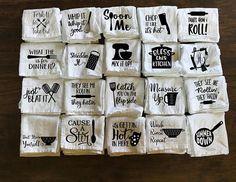 Kitchen Towels  Utensils  Flour Sack Towel  Tea Towel