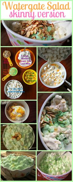Reduced Calorie Watergate Salad