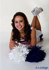 individual cheer picture poses - Google Search