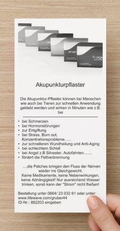 www.osteopathie-badwaltersdorf.at Patches, Alternative, Wound Healing, Acupuncture