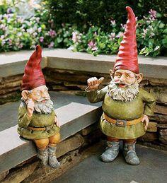Flowerpot Gnome Dwarves Cheeky Gnome Goofy Trolls Grinning Bobble Hat Gnome House Plants Mini Gnome Cute Dwarf Funny Handmade UK