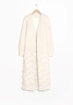 & Other Stories   Ada Kokosar Steiff Faux Fur Coat