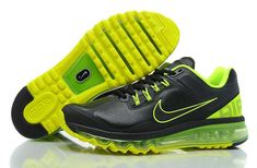https://www.sportskorbilligt.se/  1767 : Nike Air Max 2013 Herr Svart Grön SE179665OJnoxWUep
