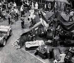 Another. I think I might have seen this picture from behind the scenes of M*A*S*H from seasons 8's April Fools.