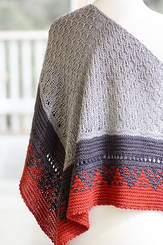 This is the first pattern of the shawl book portion of my new eBook subscription (with patterns to be delivered over the course of the subscription)! This subscription has two parts: the shawl booklet and the workbook. This pattern is in the shawl book ONLY. It does not include technique instructions or the small projects and miniature shawls. You can purchase a bundle of the shawl eBook and the workbook for the reduced price of $34.