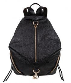 Julian Backpack black Rebecca Minkoff | The Little Green Bag