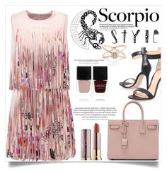 """What's Your Style Horoscope?"" by louise-frierson ❤ liked on Polyvore featuring Nails Inc., Alexis, Gianvito Rossi, H&M, Yves Saint Laurent, Urban Decay, fashionhoroscope and stylehoroscope"