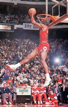 MJ took the lead from Magic & Bird and made the NBA a worldwide attraction!!
