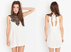 What a lovely dress from Nasty Gal!
