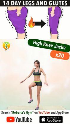 Body Weight Leg Workout, Full Body Gym Workout, Back Fat Workout, Gym Workout Videos, Gym Workout For Beginners, Fitness Workout For Women, Weight Loss Workout Plan, Body Fitness, Workout Mat
