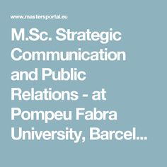 Public Administration media and communications usyd