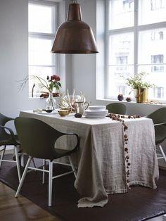 Inspiração: 35 mesas de Natal