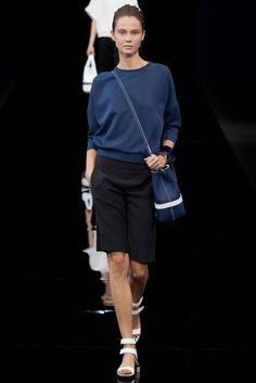 Emporio Armani Spring 2015 Ready-to-Wear - Collection - Gallery - Look 8 - Style.com