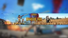 Youtube Banner Design, Youtube Banners, Mobile Banner, Game Effect, Crop Image, Banner Template, Online Games, Templates, How To Plan