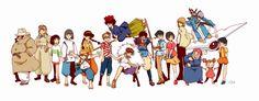/Studio Ghibli/#536200 - Zerochan