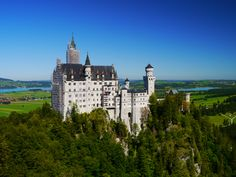 Famous Castles in Germany and Poland