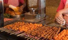 #Kebab @ Sarvi, 184/196 Dimtimkar Road, opposite Nagpada Police Station, #Byculla West, #Mumbai #Street #Food #India #ekPlate #ekplatekebab