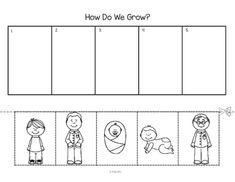 GRANDPARENTS Theme Math and Literacy... by KidSparkz | Teachers Pay Teachers