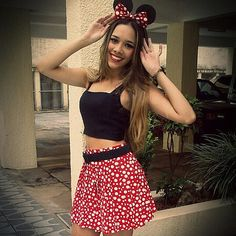 Cutesy Minnie Mouse