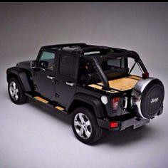 Jeep Unlimited minus the COD ed.