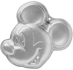 Purchase the Wilton® Mickey Mouse Clubhouse Cake Pan at Michaels. Baking a Mickey or Minnie Mouse cake is a breeze with the help of this highly detailed pan. Minnie Mouse Cake Pan, Mickey Mouse Clubhouse Cake, Mickey Cakes, Mickey Mouse Birthday, Minnie Mouse Party, Mouse Parties, Disney Parties, Mickey Party, Mickey House