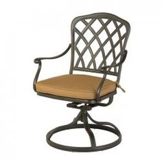 Coventry Swivel Dining Chair at Casual Living