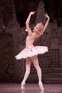 Principal ballerina Yasmine Naghdi, royal Ballet London, Sugar Plum Fairy, Nutcracker