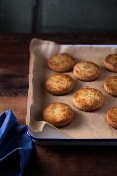 The best part about these rosemary biscuits? They're totally gluten-free and Paleo-friendly!