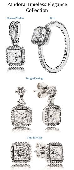 4e1b04f2c Pandora Timeless Elegance Collection available at Exclusively Diamonds Pandora  Rings For Sale, Pandora Charms,