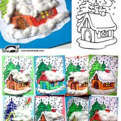 Výsledok vyhľadávania obrázkov pre dopyt krokotak zima vianoce
