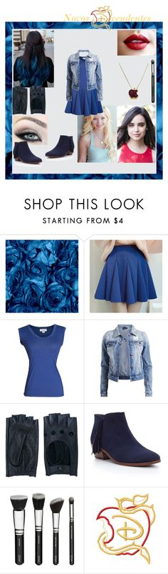 """""""Evie #03"""" by miukori ❤ liked on Polyvore featuring Velvet by Graham & Spencer, VILA, Zanellato and Sam Edelman"""