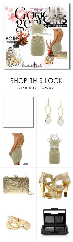 """""""Y"""" by meri-husic ❤ liked on Polyvore featuring мода, Kate Spade, MICHAEL Michael Kors, NARS Cosmetics, yoins и loveyoins"""