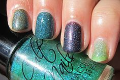 Lots of Cult Nails swatches