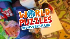 World of Puzzles: New advert!
