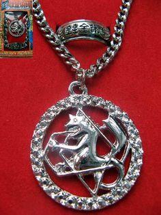 Fullmetal Alchemist Edward Elric Necklace Ring FMNL2343