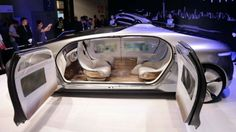 Industry weighs in on driverless car guidelines