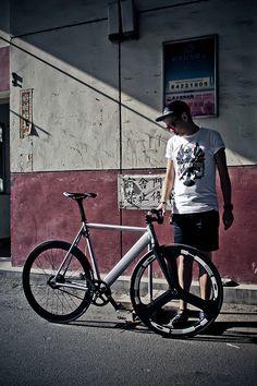 Startrack Cycling Tees #fixed #bike