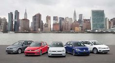 Familia Volkswagen Golf 2018, debut en el Auto Show New York - http://autoproyecto.com/2017/04/familia-volkswagen-golf-2018.html?utm_source=PN&utm_medium=Pinterest+AP&utm_campaign=SNAP