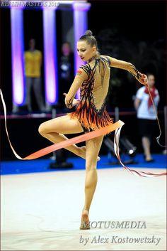 Melitina Staniouta (Belarus), Berlin Grand Prix 2015