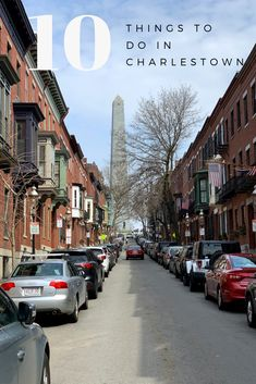 Top 10 Things to Do in Charlestown - Boston's most popular walk, the Freedom Trail, ends in Charlestown at the Bunker Hill Monument, commemorating the Battle of Bunker Hill which happened in the beginning of the American Revolutionary War Battle Of Bunker Hill, Bunker Hill Monument, Charlestown Boston, Charlestown Massachusetts, Travel Usa, Usa Roadtrip, Freedom Trail, Boston Things To Do, New England Travel