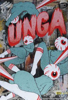 Broken Fingaz/UNGA