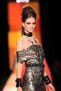 Jean Paul Gaulthier #Latest http://www.fashion2dream.com/#!fashion-model-lina-posada/cw7m #Designer  #Fashion #Week #Show 2013 #fashion2dream