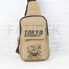 Tokyo Ghoul Kaneki Ken Logo Messenger Bags