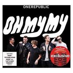 One Republic - Oh My My (Target Exclusive) : Target