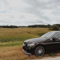 Nearing Seattle, @ryanplett stops to admire the vast American countryside in the 2015 C-Class. Next stop: the beautiful West Coast. To see more of his trip—and the all-new C-Class—visit @wsjviewfinders.  #Mercedes #Benz #CClass #Sedan #2015CClass #instacar #carsofinstagram #germancars #luxury